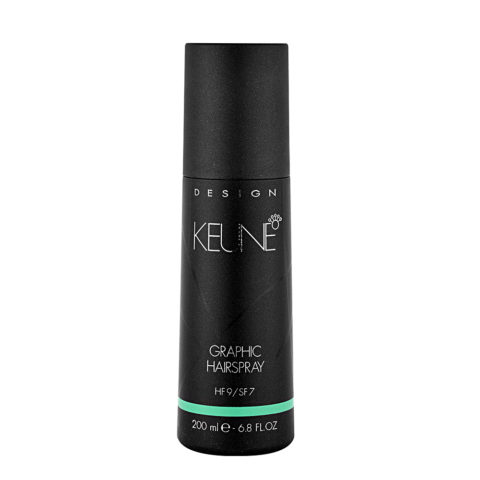 Keune Design Styling fix Graphic hairspray 200ml