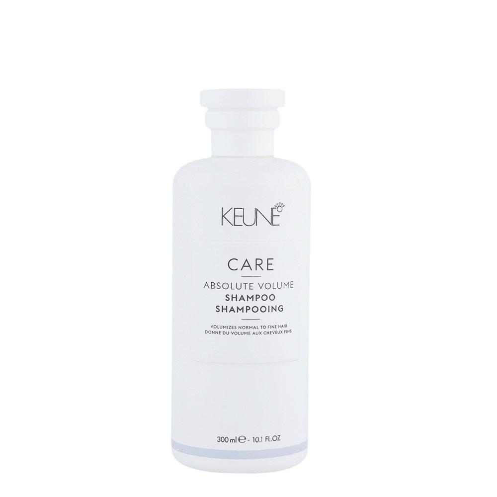 Keune Care line Absolute volume Shampoo 300ml - Champu Volumen