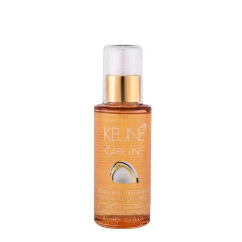 Keune Care line Satin oil Treatment Fine-normal hair 95ml - cabello normal a fino