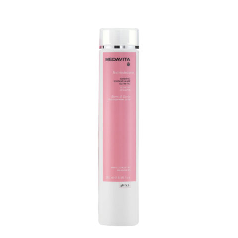 Medavita Lenghts Nutrisubstance Nutritive shampoo pH 5.5  250ml - champú nutritivo