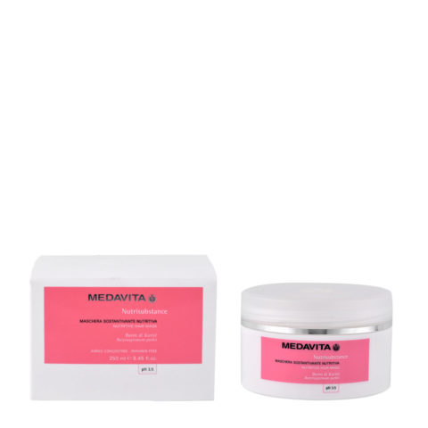 Medavita Lenghts Nutrisubstance Nutritive hair mask pH 3.5  250ml - mascarilla nutritiva
