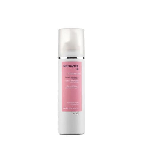 Medavita Lenghts Nutrisubstance Nutritive repairing hair mousse pH 3.5 200ml