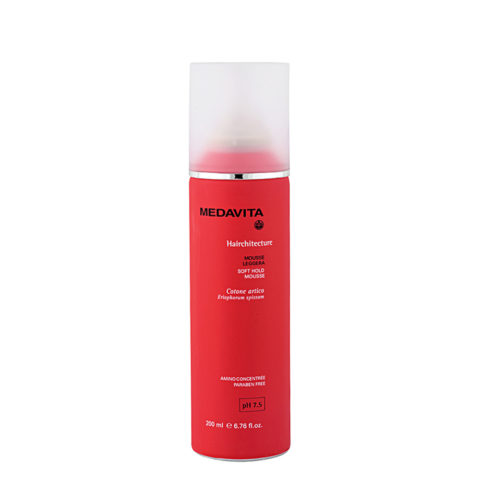 Medavita Lenghts Hairchitecture Espuma ligera pH 7.5  200ml