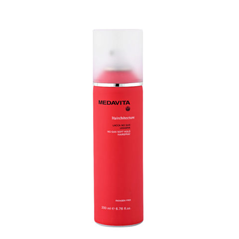 Medavita Lenghts Hairchitecture -Laca sin gas ligera  200ml