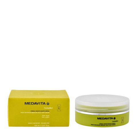 Medavita Lenghts Curladdict Wave enhancer medium hold hair cream pH 6  150ml