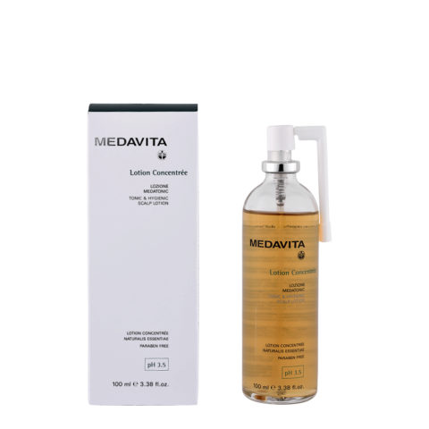Medavita Scalp Lotion concentree Medatonic Tonic & hygienic scalp lotion pH 3.5  100ml