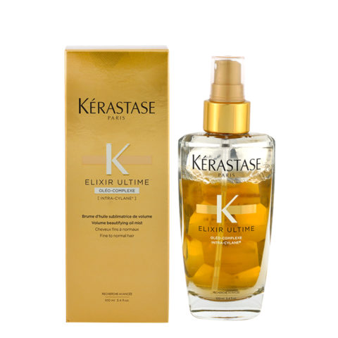 Kerastase Elixir ultime NEW Oil para cabellos finos 100ml