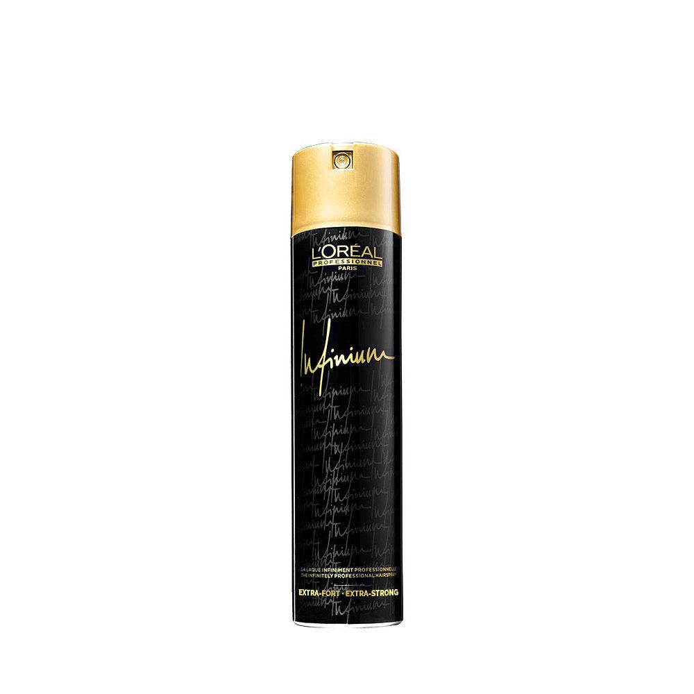 L'Oreal Hairspray Infinium Extra-strong 300ml - Fijación extra fuerte 300ml