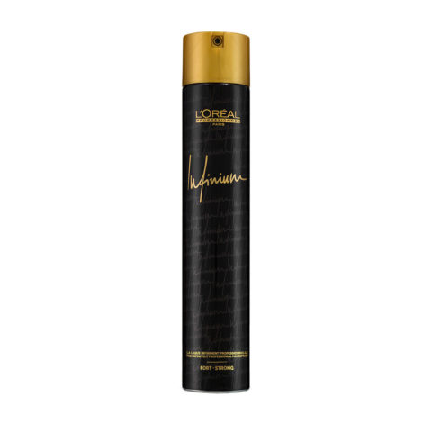 L'Oreal Hairspray Infinium Strong 500ml