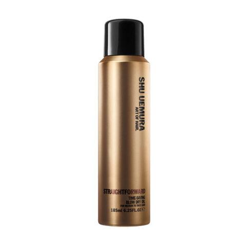Shu Uemura Straightforward Time-saving blow Dry Aceite Spray 185ml
