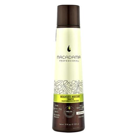 Macadamia Weightless moisture Shampoo 300ml - champú hidratante ligero