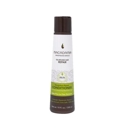 Macadamia Weightless Repair Conditioner 300ml - acondicionador hidratante ligero