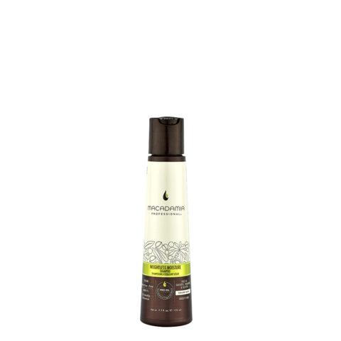 Macadamia Weightless moisture Shampoo 100ml - champú hidratante ligero