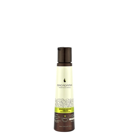 Macadamia Weightless moisture Conditioner 100ml - acondicionador hidratante ligero