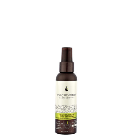 Macadamia Weightless moisture Leave-in conditioning mist 100ml