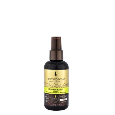 Macadamia Nourishing moisture Oil spray 125ml - Tratamiento en aceite hidratante y nutritivo