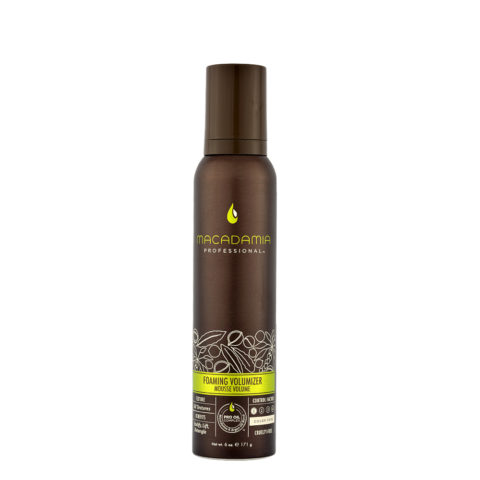 Macadamia Style Foaming volumizer Mousse 171gr - espuma volumizadora