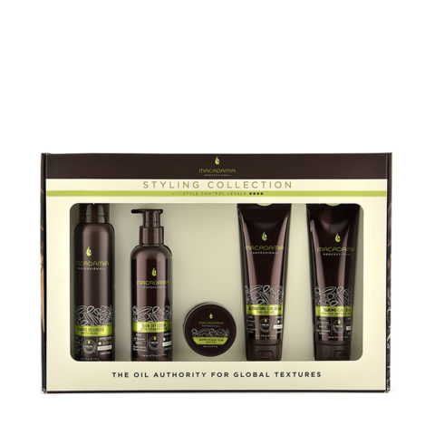 Macadamia Styling collection Pack - 5 productos