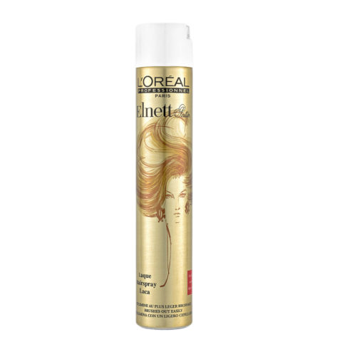 L'Oreal Hairspray Elnett Fijación natural 500ml