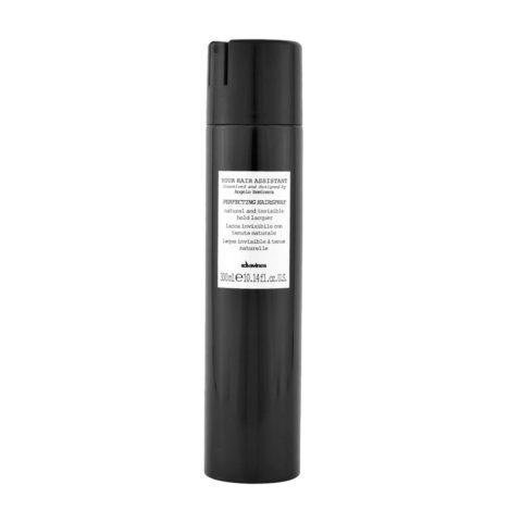 Davines YHA Perfecting hairspray 300ml - espray de acabado