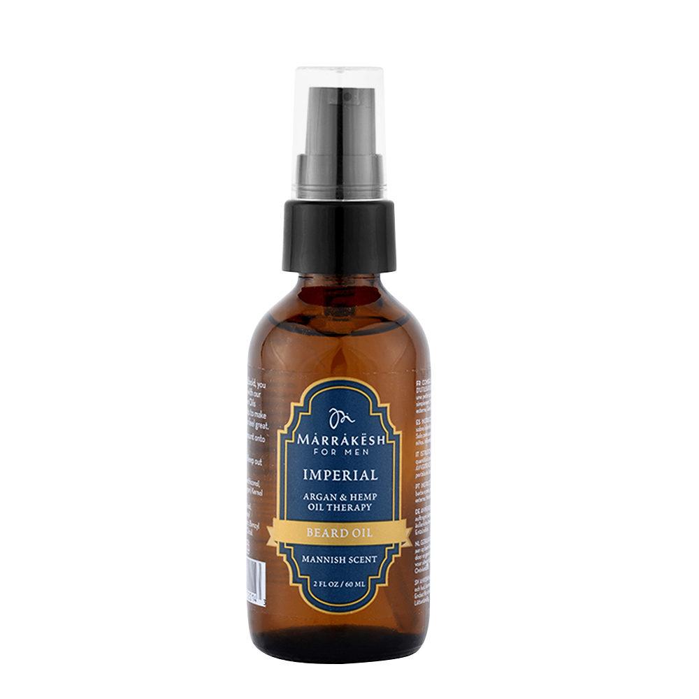 Marrakesh for men Imperial beard oil 60ml - Aceite para barba