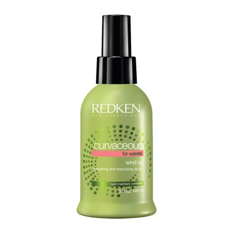 Redken Curvaceous Wind up 145ml