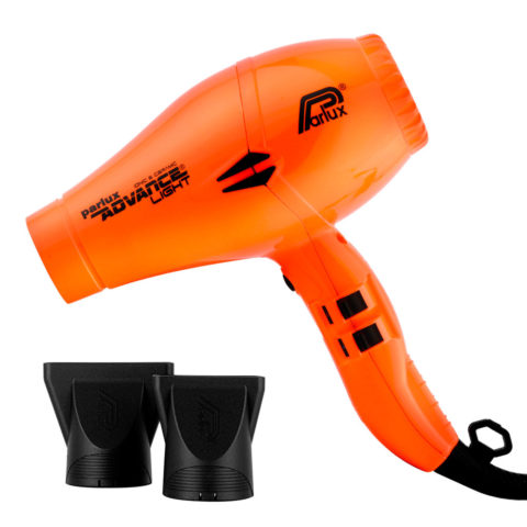 Parlux Advance light Ionic and ceramic Naranja