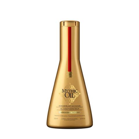 L'Oreal Mythic oil Conditioner Thick hair 200ml - acondicionador para cabello grueso