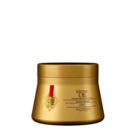 L'Oreal Mythic oil Rich masque Cabello Grueso 200ml