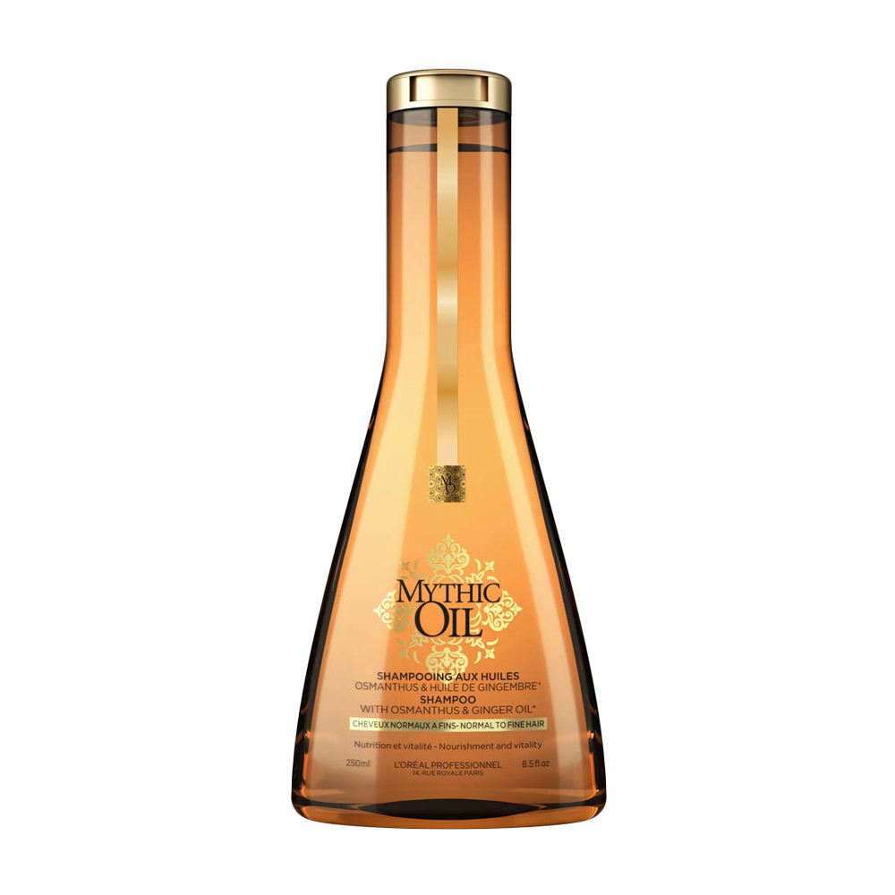 L'Oreal Mythic oil Champú para cabello normal y fino 250ml