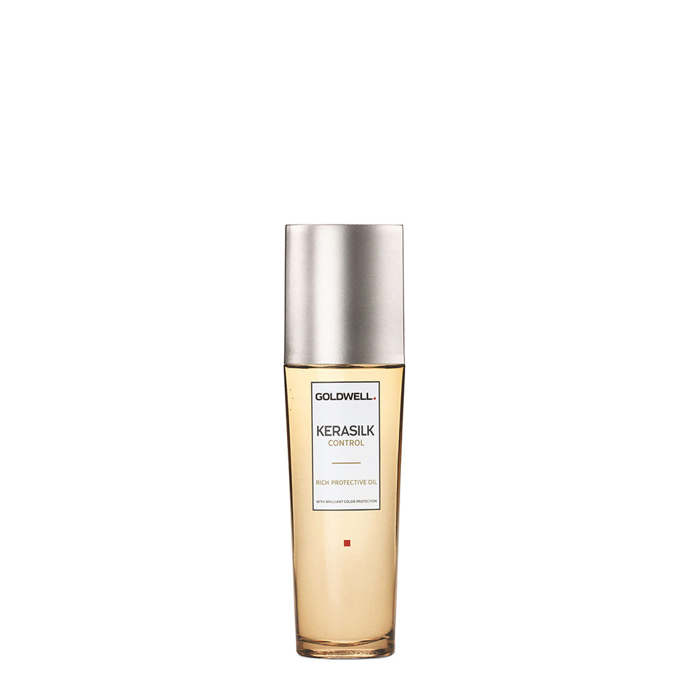Goldwell Kerasilk Control Rich protective oil 75ml - Aceite Anti Frizz