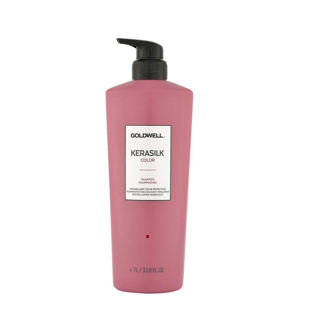 Goldwell Kerasilk Color Shampoo 1000ml - Champú Cabellos Coloreado