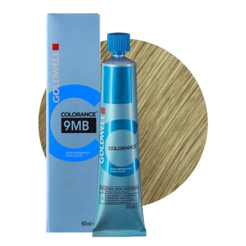 9MB Rubio jade muy claro Goldwell Colorance Cool blondes tb 60ml