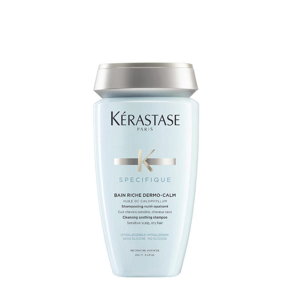 Kerastase Specifique Bain Riche dermo calm 250ml - Champú calmante y purificante