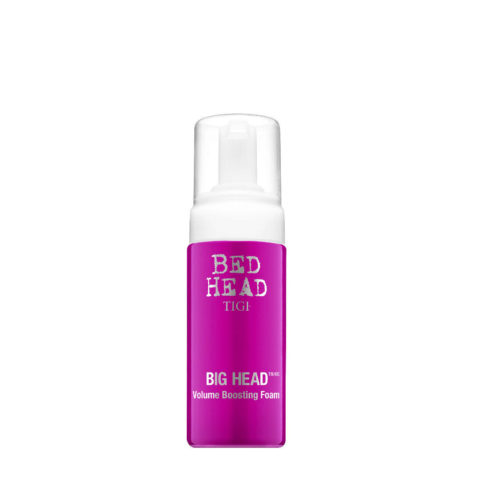 Tigi Bed Head Big Head Volume Boosting Foam 125ml- espuma para aumentar volume