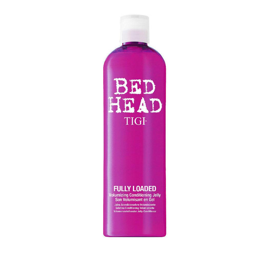 Tigi Bed Head Fully Loaded Volumizing Conditioning Jelly 750ml - Acondicionador en Gel Voluminizador