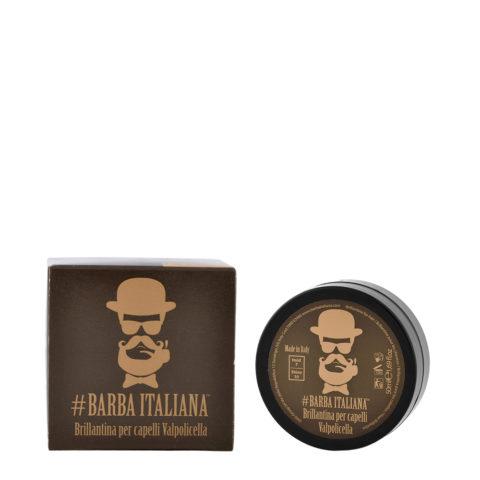 Barba Italiana Brillantina per capelli Valpolicella 50ml - Pomada para el cabello