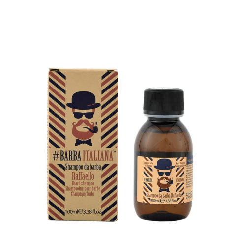 Barba Italiana Shampoo da barba Raffaello 100ml - Champú para la barba