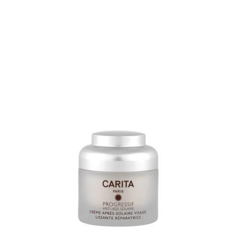 Carita Skincare Crème Après-Solaire Visage Lissante Réparatrice 50ml - tratamiento anti-edada reparador cara