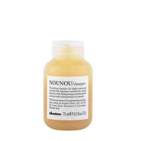Davines Essential hair care Nounou Shampoo 75ml