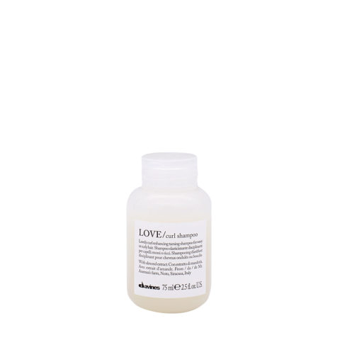 Davines Essential hair care Love curl Shampoo 75ml - Champú elastizante