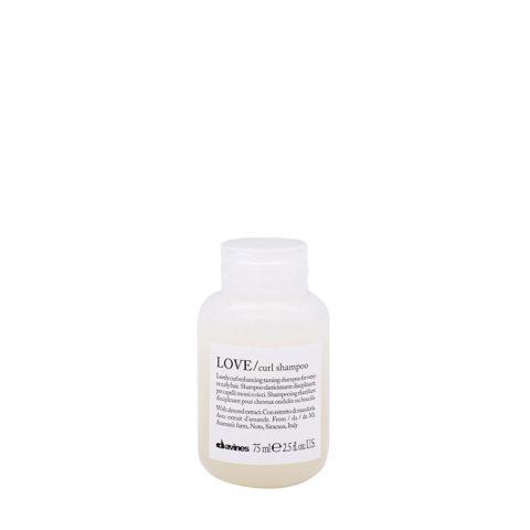 Davines Essential hair care Love curl Shampoo 75ml