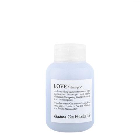 Davines Essential hair care Love smooth Shampoo 75ml