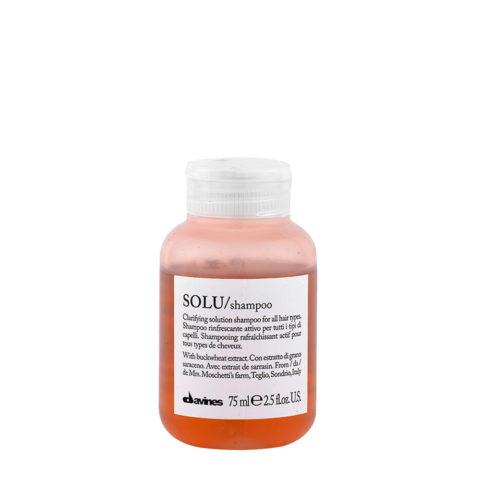 Davines Essential hair care Solu Shampoo 75ml