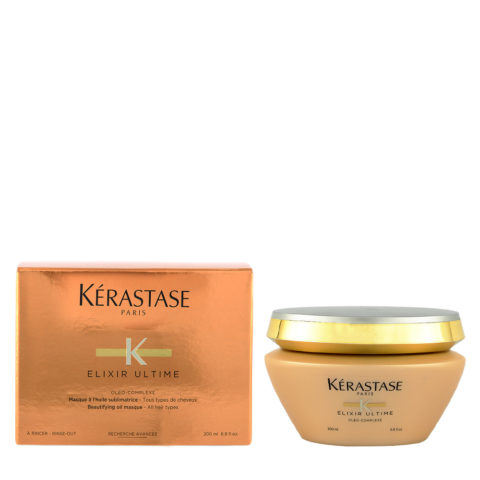 Kerastase Elixir Ultime Beautifying oil masque 200ml
