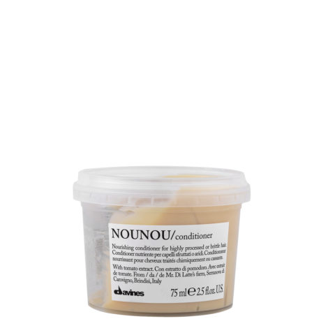 Davines Essential hair care Nounou Conditioner 75ml - Acondicionador Nutritiva