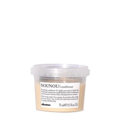 Davines Essential hair care Nounou Conditioner 75ml