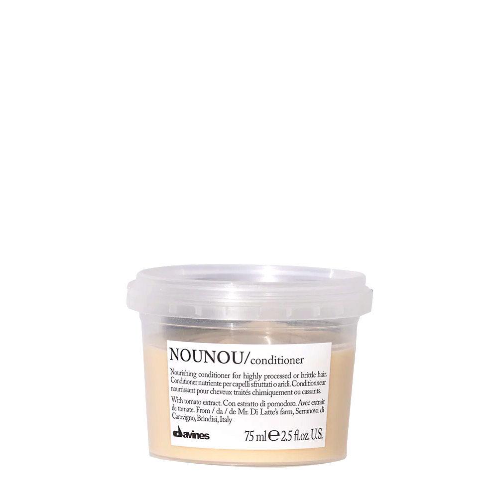 Davines Essential hair care Nounou Conditioner 75ml - Acondicionador Nutritiva