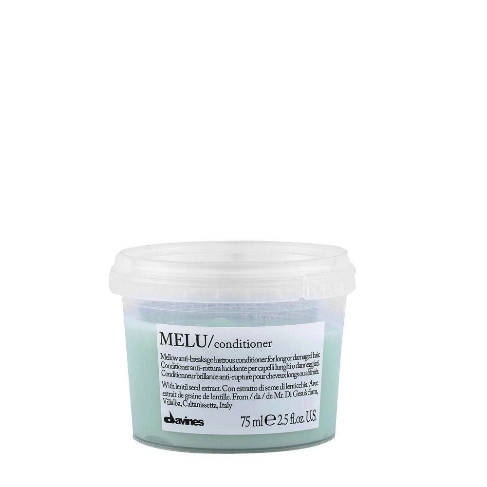 Davines Essential hair care Melu Conditioner 75ml - Acondicionador anti-rotura