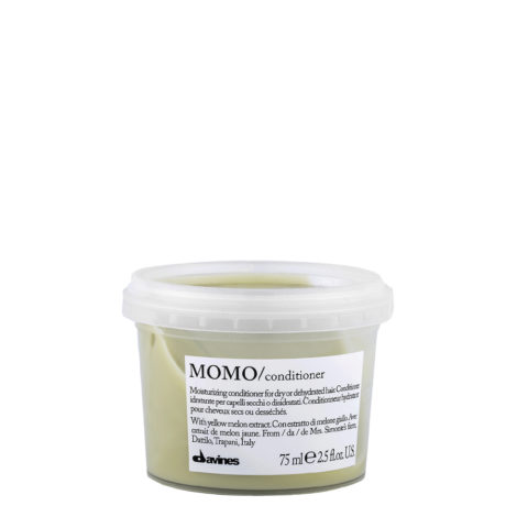 Davines Essential hair care Momo Conditioner 75ml - Acondicionador hidratante